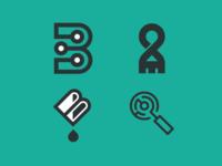 BenchSci - Logo Concepts