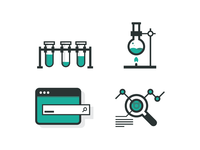 BenchSci icons - Set 3