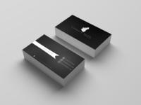 Visit Card 1 Black