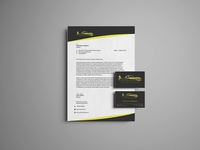 Stationery Design ( Auto Car Service )