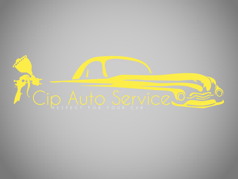 Cip Auto Service - Logo Vectorial
