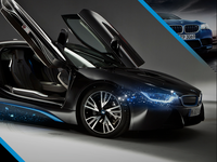BMW Digital i8