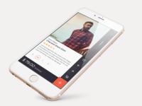 FREE - E-Commerce App - Product Screen