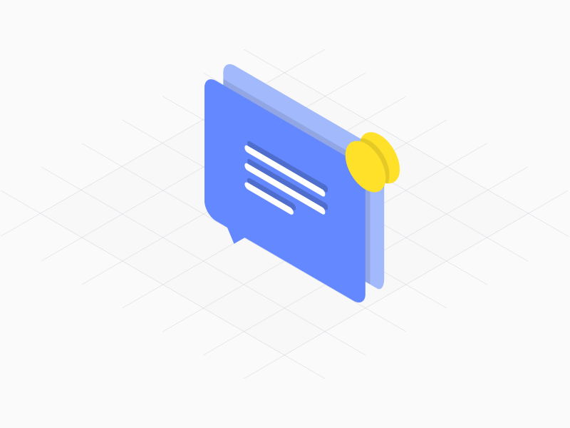 Freebie – Isometric Icon