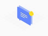 Freebie - Isometric Icon