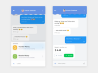 Fintech UI Kit - Freebie