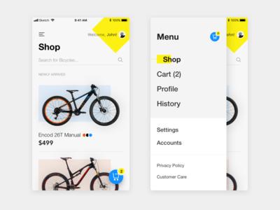 M-Com - Mobile App