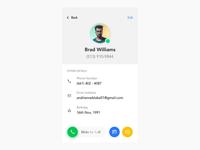 Calling UI