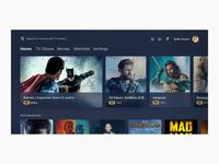 TV UI - Demo Video