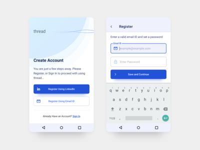 Thread - Android App Design - 6