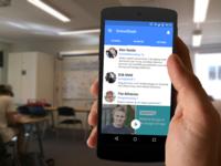 School App - Android Material Design