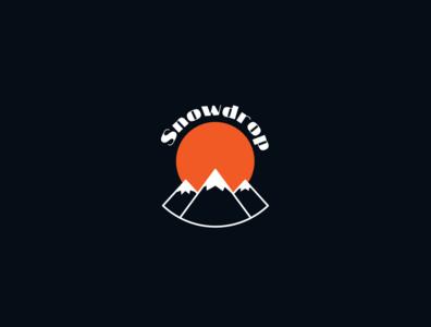 Snowdrop _ Ski Mountains Logo _ Day 8