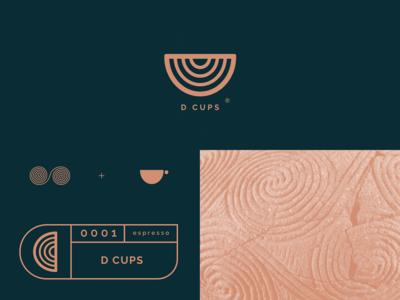 D  Cups Branding