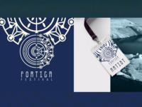 Fortica Festival Logo | Branding.