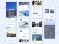 Landing page responsive