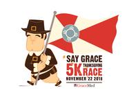 Say Grace Race Logo