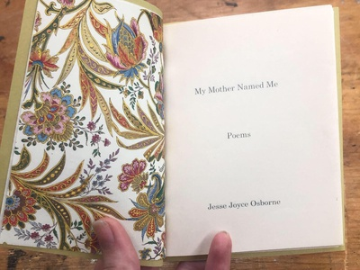 Perfect Bound Poetry Chapbook