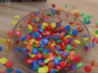 Who wants m&m's candy? animation colours branding flat minimal illustration logo digital 3dproduct product visualization product design 3dproductdesign blender3dart blendercycles blender