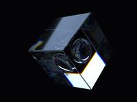 Looping Cubes! colours minimal design glassy 3dproduct product visualization product design looping gif animation cube brand branding octane blender blender3d