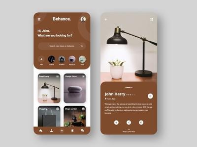 Behane App Redesign