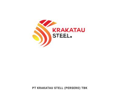 """Logo """"KRAKATAU STEEL"""""""