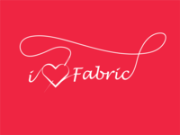 I love fabric Logo