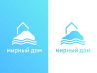 мирный дом Logo