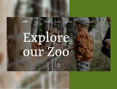 Zoo landing