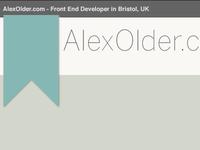 2013 Blog Design
