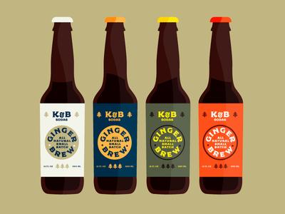 K&B Sodas