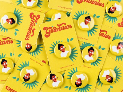 Pins! sunglasses illustration women eyewear grannies pins