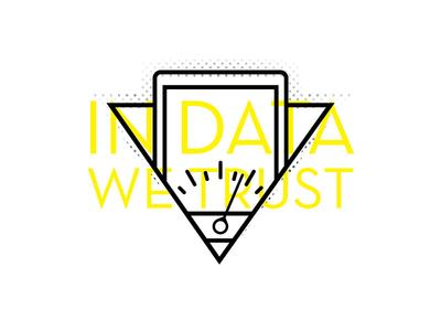 In data we trust