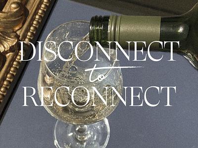 CONNECT branding quoteoftheday quote design minimalism minimalistic simple design