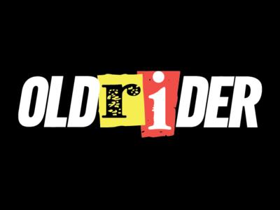 Old Rider