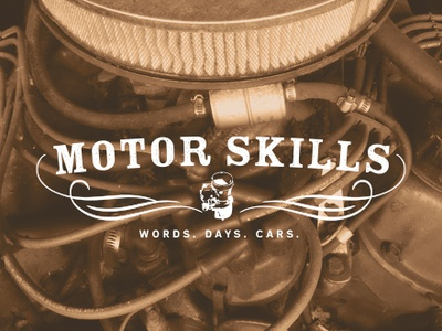 Motor Skills Blog Logo