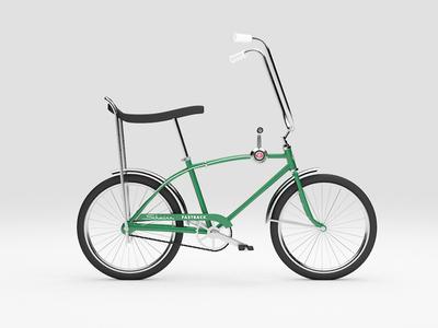 Schwinn Fastback Bike 1968