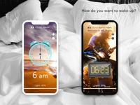 Day 20 - alarm clock app