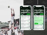 Day 32 - sport app