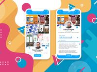 Day 34 - freelancer's cove app