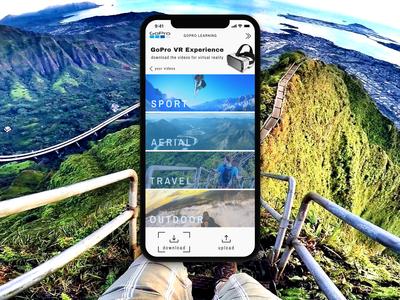 Day 49 - gopro app