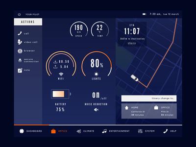 Day 50 - self driving car app