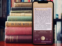 Day 55 - personalized audiobook app