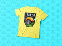 IZALCO BADGE • T-Shirt design