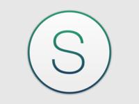 Minimal Sublime Text 3 Icon (Yosemite)