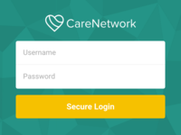 CareNetwork Login