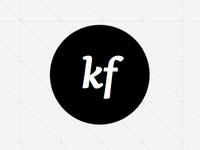 KF Wordmark (serif)