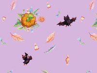autumn pumpkins for the holiday