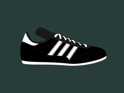 Adidas Copa Mundial illustration ui ux design boots trainers shoes sneakers cleats soccer football copa adidas