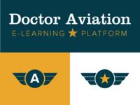 Doctor Aviation Branding Exploration