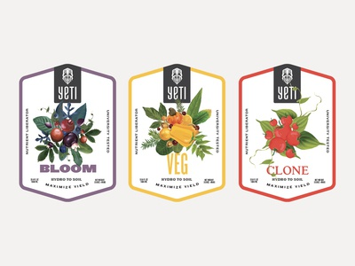 Yeti Labels - Discovery
